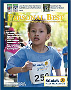 2013 St. Luke's Half Marathon & 5K Finishers Book