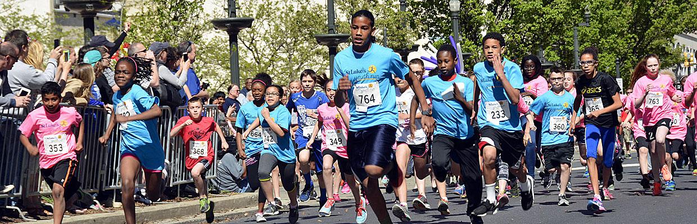 St. Luke's Youth Run